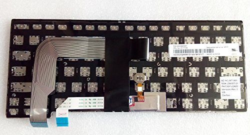 aGooDo US Layout Replacement Keyboard for Lenovo Thinkpad T460s T470s S2 00PA411 00PA493 SN20H42323 SN20H42405