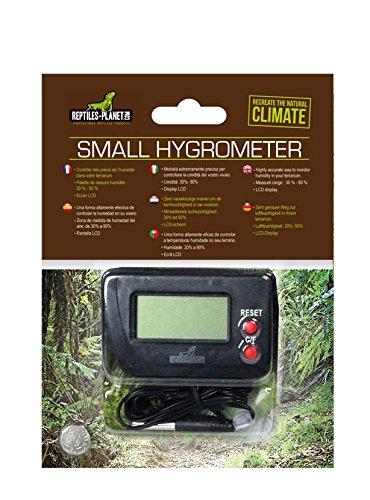 Reptiles Planet Digitalthygrometer für Reptilienterrarium
