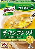 クノール カップスープ チキンコンソメ 29.4g ×10個