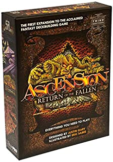 ascension return of the fallen