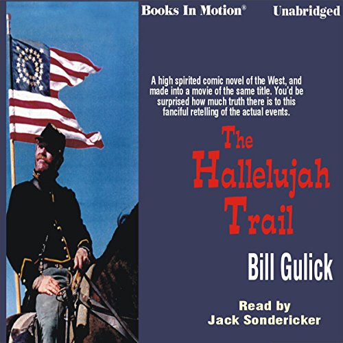 The Hallelujah Trail cover art