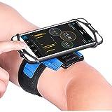 CoverKingz Universal Sportarmband für Smartphones von 4,0 – 7,0 Zoll, Armtasche mit...