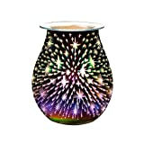 Salangae Electric Wax Burner Aroma Wax Melt Warmer with Touch Control, Aroma Lamps