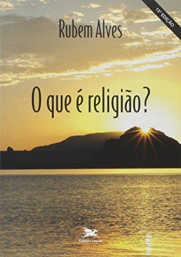 O que é religião?