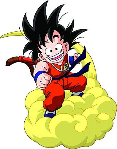 Wandtattoo Kinder manga Dragon Ball Z DBZ 9528, Hauteur 160cm