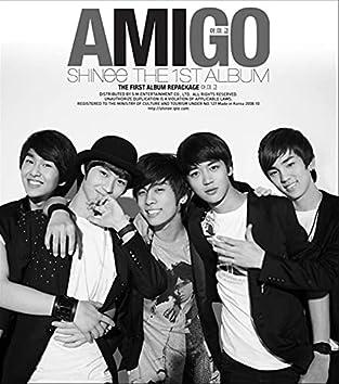 Amigo - The 1st Album Repackage