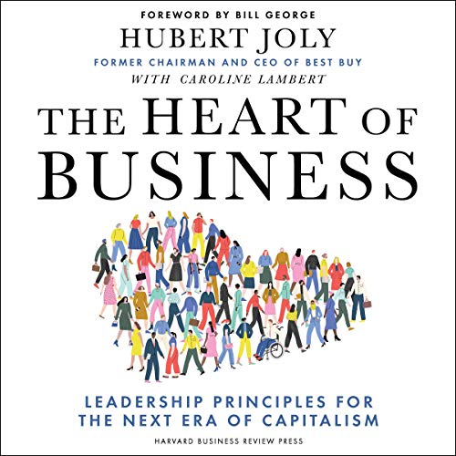 The Heart of Business cover art