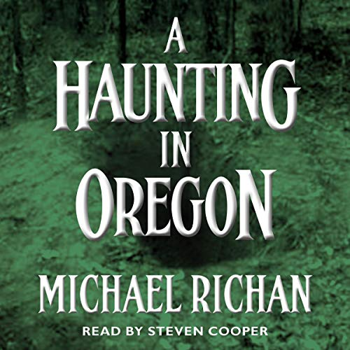 A Haunting in Oregon cover art