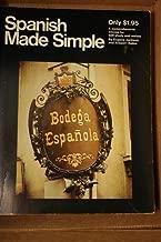 Spanish Made Simple Bodega Espanola