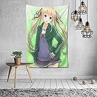 Cara Menggambar Rambut Kuncir Anime ファッションインテリアデコレーション多機能ベッドルームパーソナリティギフト内壁ハンギングルームカーテンギフトウォールアートファッション新館ウェディングギフトかわいい風景10925