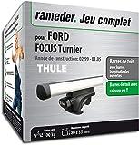 Rameder Pack Barres de Toit ProBar pour Ford Focus Clipper (115511-03589-41-FR)