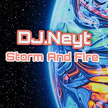 Storm And Fire Retro