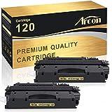 Arcon Compatible Toner Cartridge Replacement for Canon 120 CRG-120 Cartridge 120 for Canon Imageclass D1120 D1350 D1180 D1150 D1370 D1550 D1520 D1320 D1170 Canon D1520 D1550 Printer Toner Ink (2-Pack)