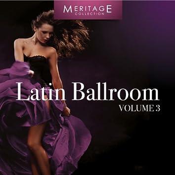 Meritage Dance: Ballroom Latin, Vol. 3