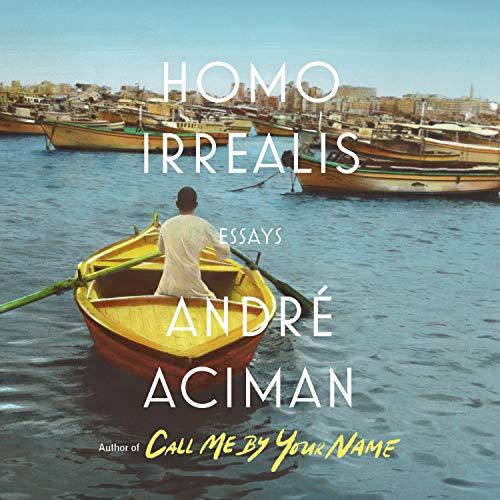Homo Irrealis cover art