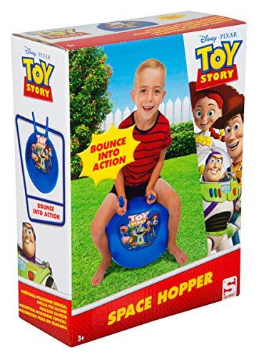 Sambro DTS-3416 - Palla da salto Disney Pixar Toy Story, con due manici, per hopen, per interni ed esterni, multicolore