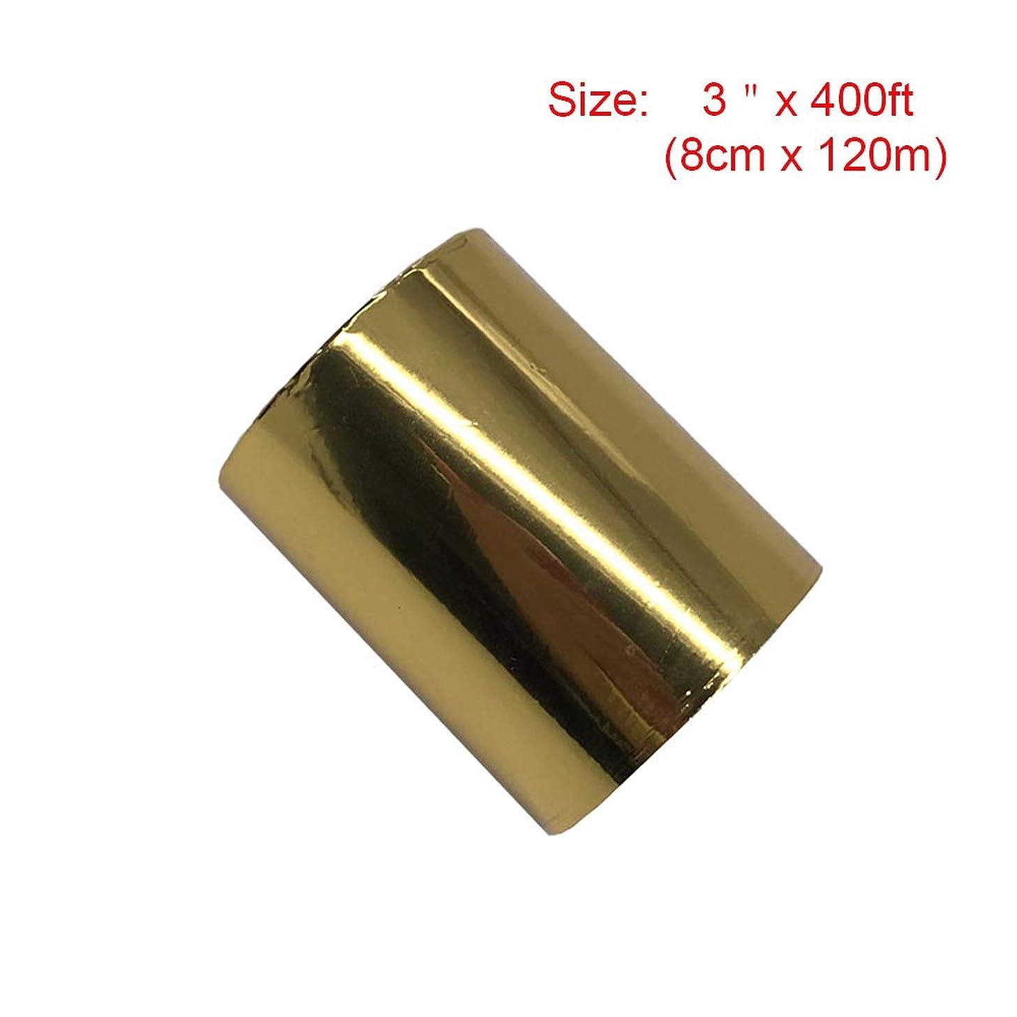 Gold Hot Foil Stamping Paper 3
