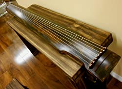 Concert Aged Chinese Fir Guqin - Zhong Ni Style