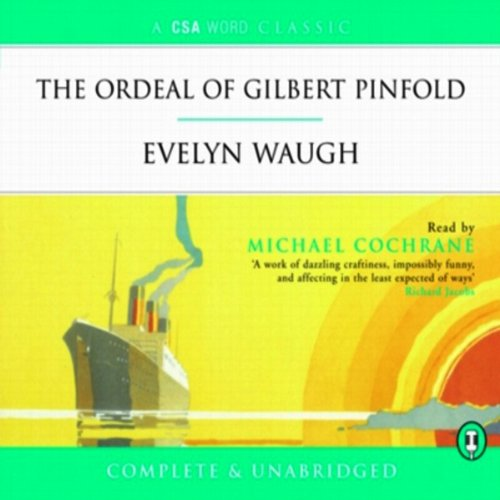 The Ordeal of Gilbert Pinfold cover art