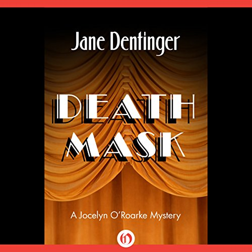 Death Mask audiobook cover art