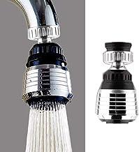 360 Rotate Swivel Water Saving Tap Aerator Diffuser Faucet Nozzle Filter Adapter