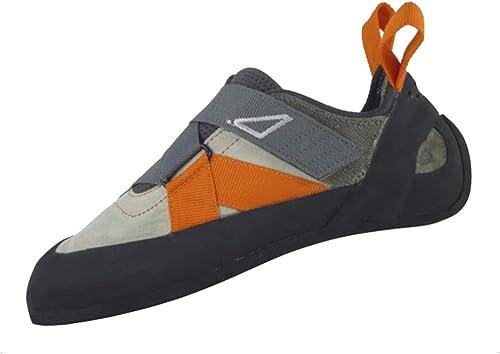 SELCNG Chaussures d'escalade pour Hommes et Femmes d'escalade en Plein air-39