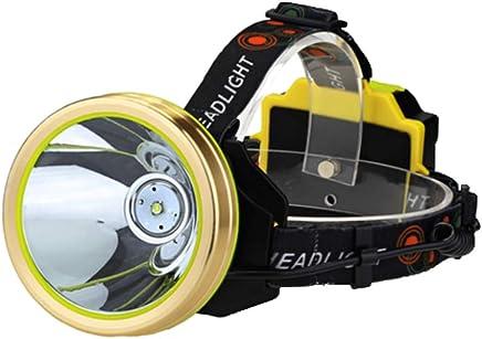 CLOUD Scheinwerfer Scheinwerfer mit Taschenlampe LED Wasserdichte Blendung Bergmann Lampe Angeln Lampe USB-Aufladung Superheller Kopfbereich mit großer Reichweite B07LF9RKVZ     | Moderne und stilvolle Mode