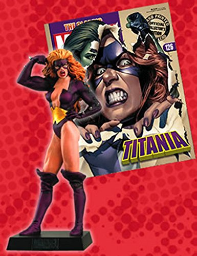 Eaglemoss Marvel Figurine Collection Nº 126 Titania