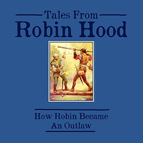 Tales from Robin Hood audiobook cover art