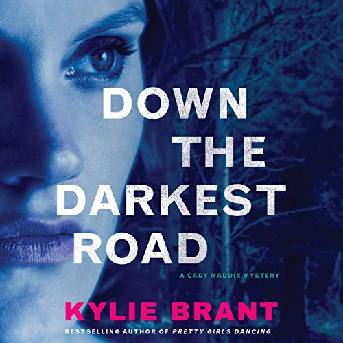 Down the Darkest Road audiobook cover art