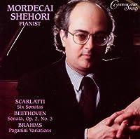 6 Sonatas / Sonatat No 3 in C Major for Piano by Scarlatti