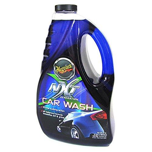 Meguiar s G12664EU Shampoo per Auto NXT, 1.89l