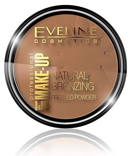 Eveline Art - Polvo bronceador natural mate