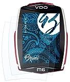 Bruni Película Protectora Compatible con VDO M6 WL Protector...