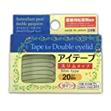 Best Daiso Eyelid Tapes - Double Eyelid Tape [Slim Type] 20 Pairs x Review