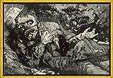 Berkin Arts Rahmen Otto Dix Giclée Leinwand Prints