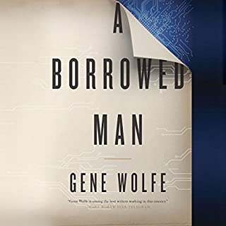 A Borrowed Man cover art