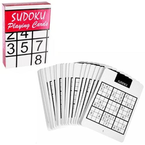Juego de Cartas Sudoku