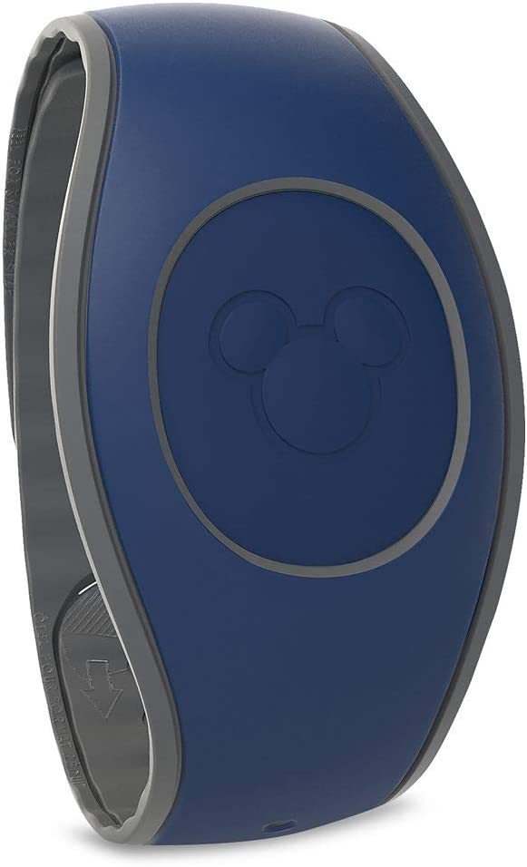 Fashionable DisneyParks Magicband 2.0 - Link Super sale period limited It Dark Later Blue