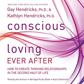 Conscious Loving Ever After audiobook cover art