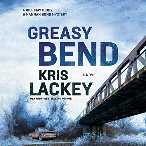 Greasy Bend audiobook cover art