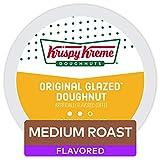 Krispy Kreme Original Glazed Doughnut, Single-Serve Keurig K-Cup Pods, Flavored Medium Roast Coffee, 72 Count