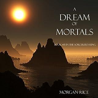 A Dream of Mortals audiobook cover art