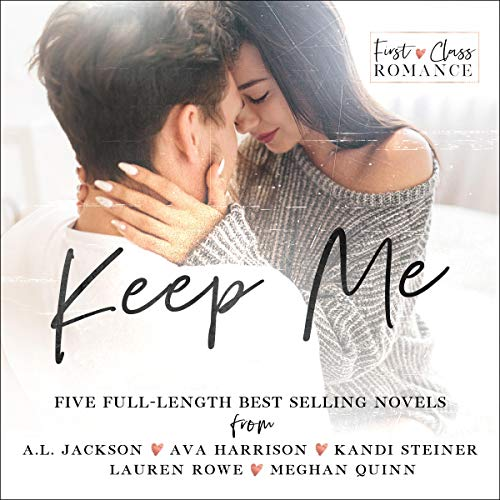 Keep Me audiobook cover art