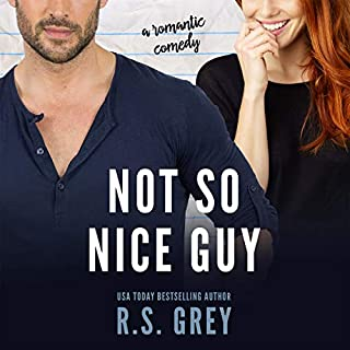 Not So Nice Guy audiobook cover art