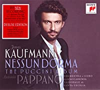 Nessun Dorma - The Puccini Album (Deluxe)