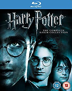 Harry Potter - Complete 8-Film Collection [Blu-ray] [2011] [Region Free] [2001] (B00543RC0Y)   Amazon price tracker / tracking, Amazon price history charts, Amazon price watches, Amazon price drop alerts