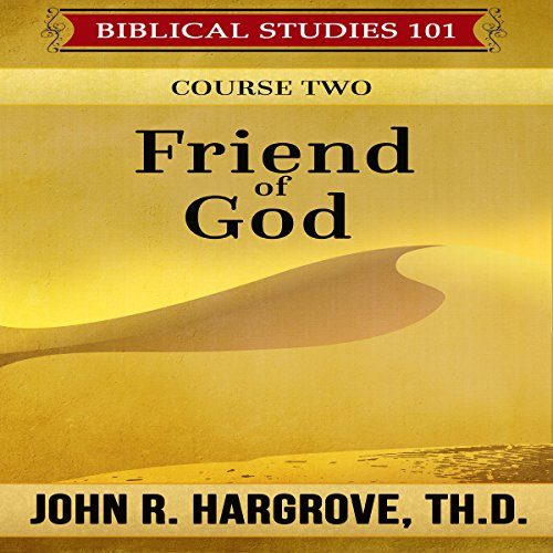 Friend of God: Course Two cover art