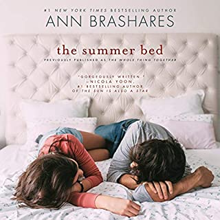 The Summer Bed audiobook cover art