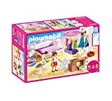 PLAYMOBIL PLAYMOBIL-70208 Dollhouse Dormitorio, Multicolor, Talla...